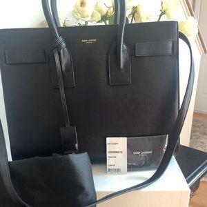 Designer St Laurent bag